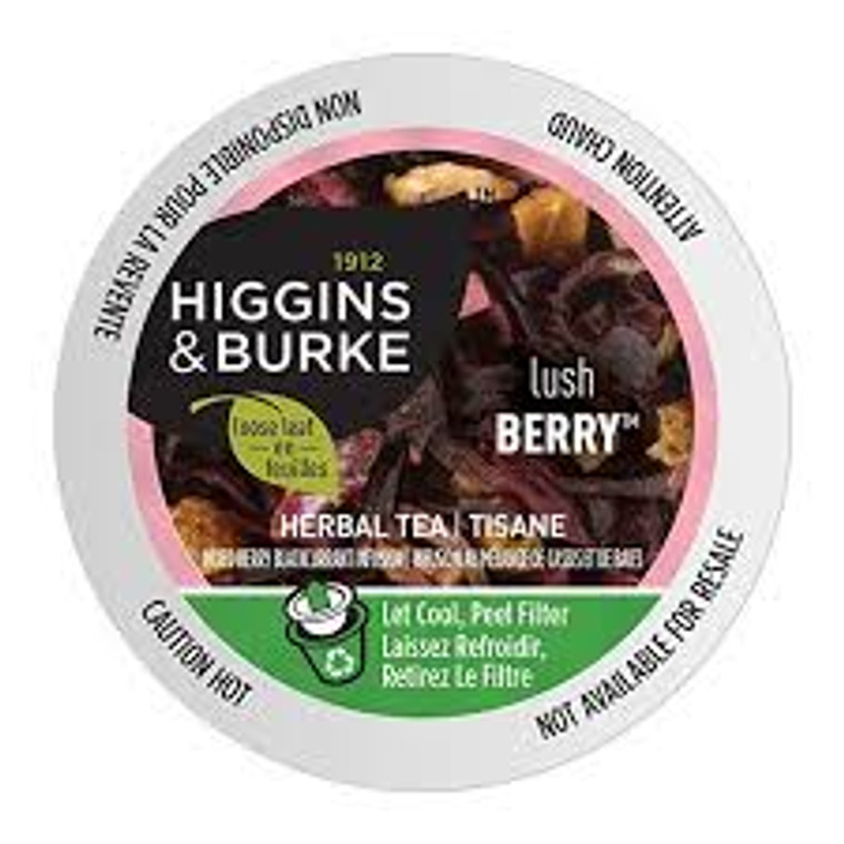Mixed Berries and Black Currant infused Herbal Tea