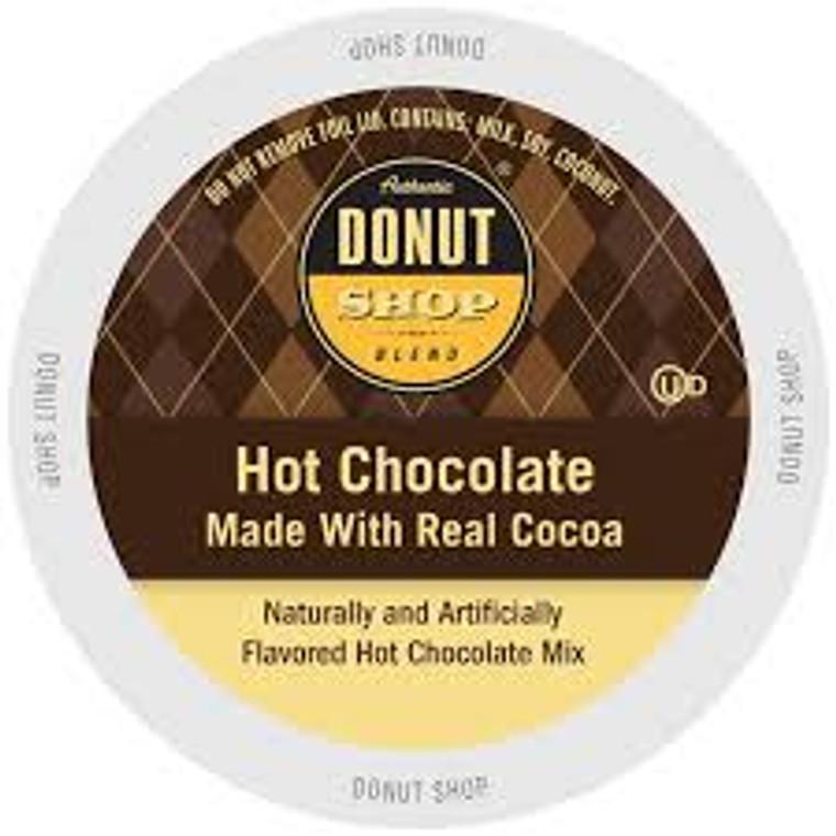 Milk Chocolate Flavored Hot Chocolate