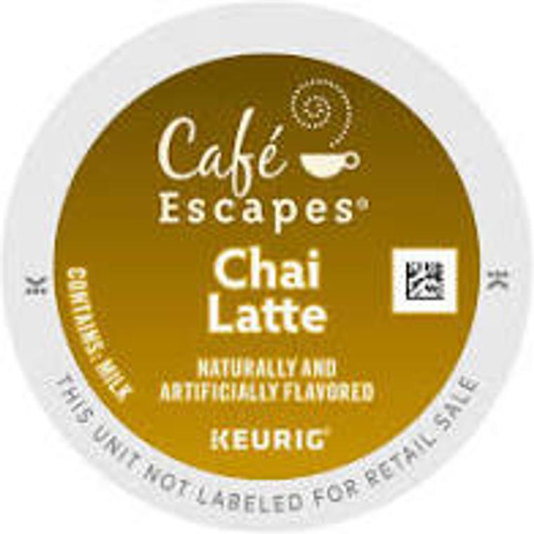 Creamy Latte flavored Chai Tea
