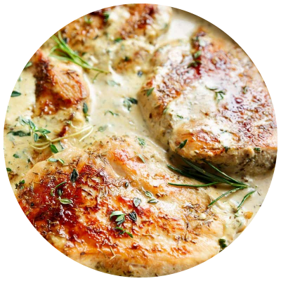 creamy-herb-chicken