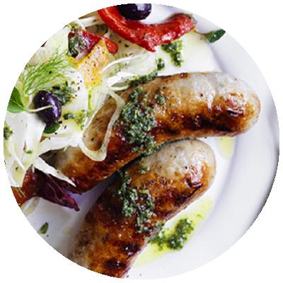 pork-fennel-sausage