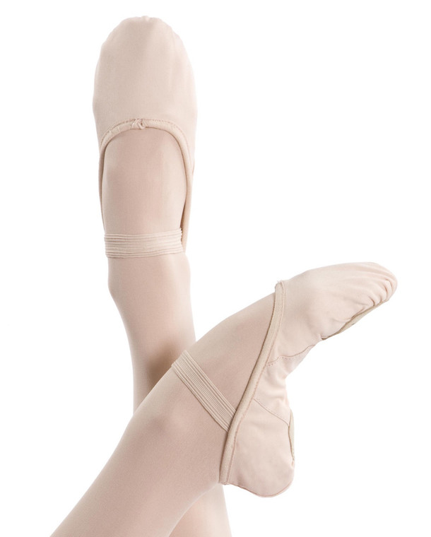 Canvas Adults Ballet Shoe