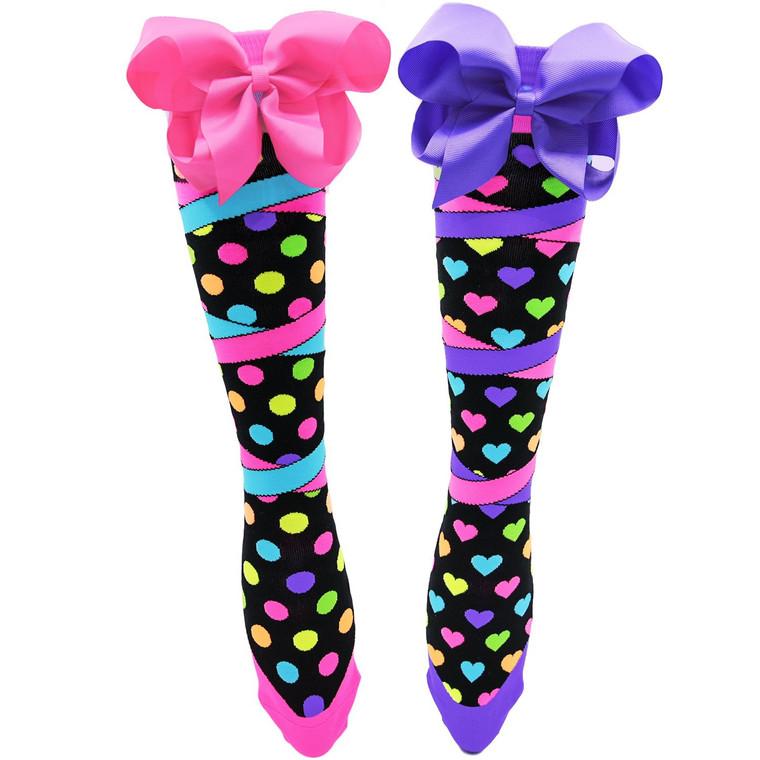Madmia Bow-tiful Socks
