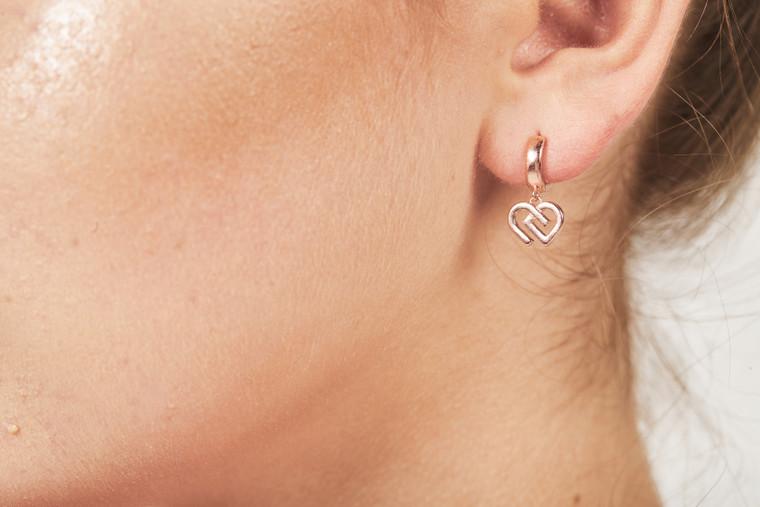 Claudia Dean Drop Earings