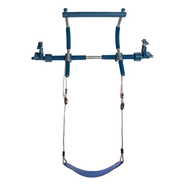 Indoor Swing Set – Blue