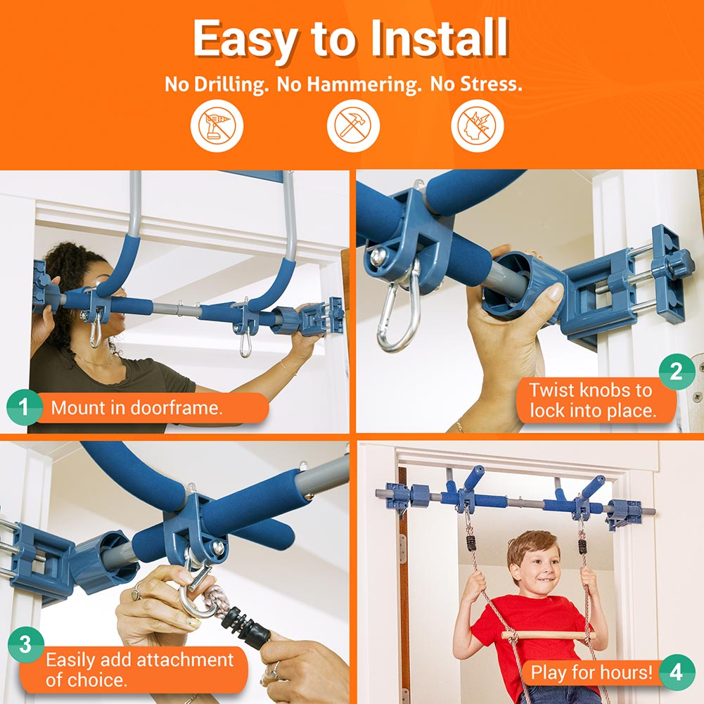 Gym1 is Easy to Install