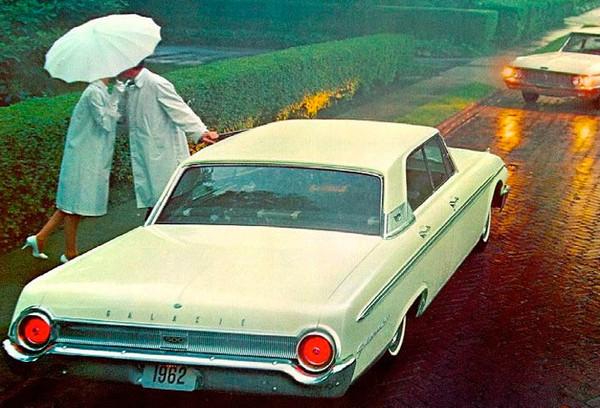 Vintage Car Ads