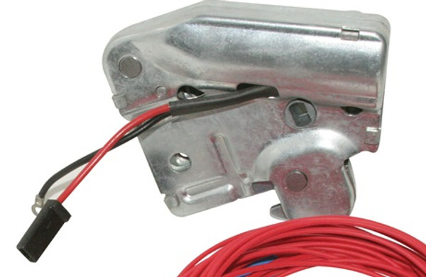 1964-72 GM A-Body, 1961-72 GM B-Body, 1967-69 GM F-Body, 1969-1972 GM G-Body, 1962-74 GM X-Body factory style power trunk release system
