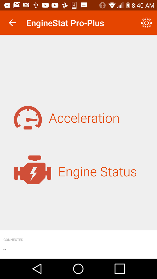 EngineStat Pro Plus - real time oil pressure monitoring and dual temperature monitoring - plus a new app!