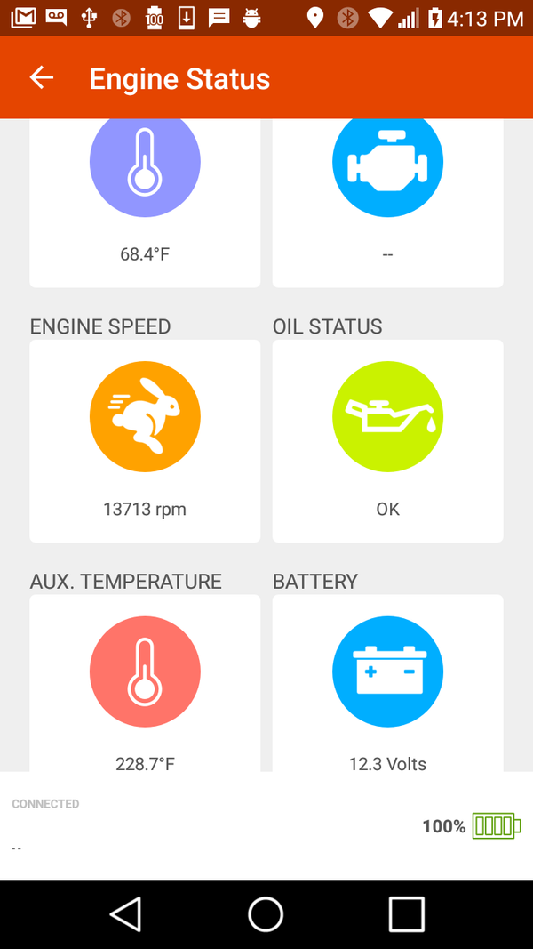 EngineStat Remote Starter - The power of the EngineStat and remote start your car.