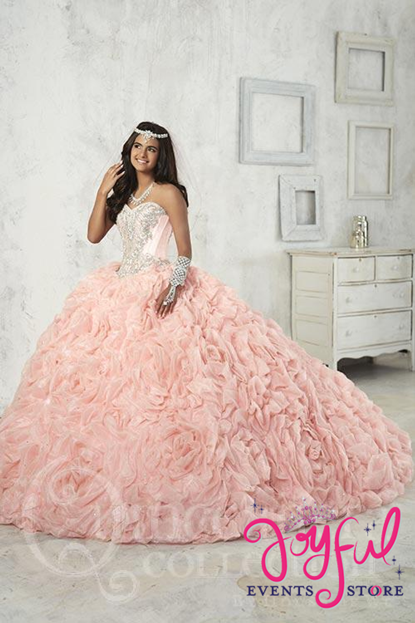 efb625712e7 Quinceanera and Sweet 15 dresses from House of Wu Quinceanera Collection