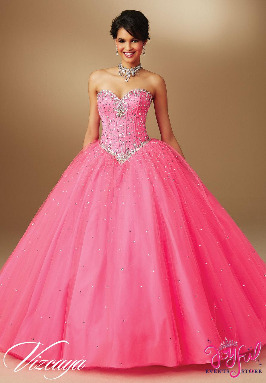 b2a555b00c Quinceanera Dress  89017 - Joyful Events Store