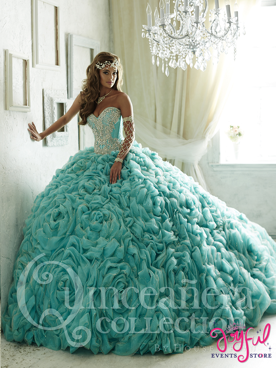 95425a5ec Quinceanera and Sweet 15 dresses from House of Wu Quinceanera Collection