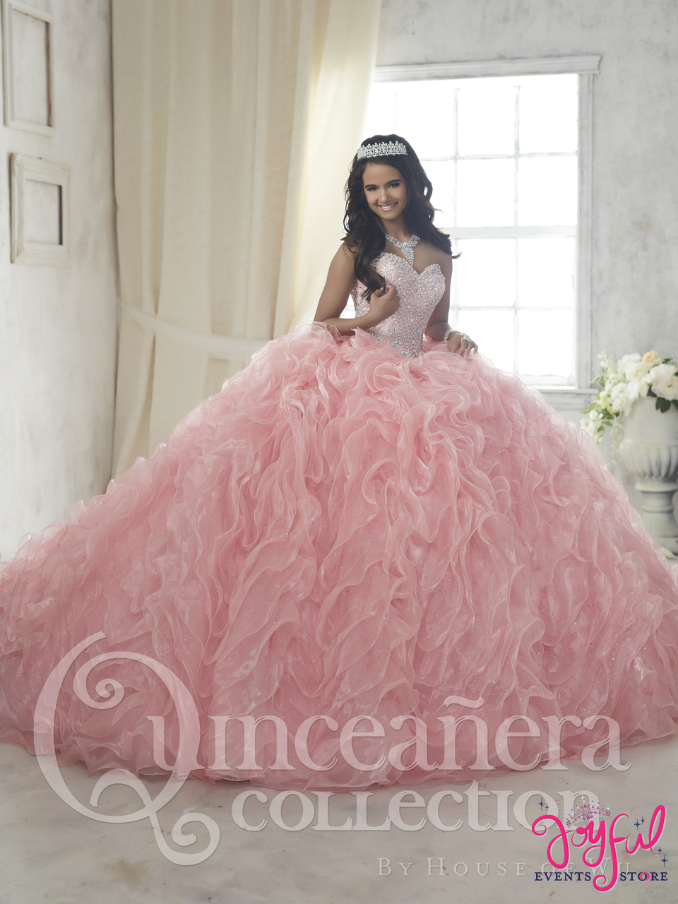 d1ca755d21e Quinceanera Dress  26848 - Joyful Events Store