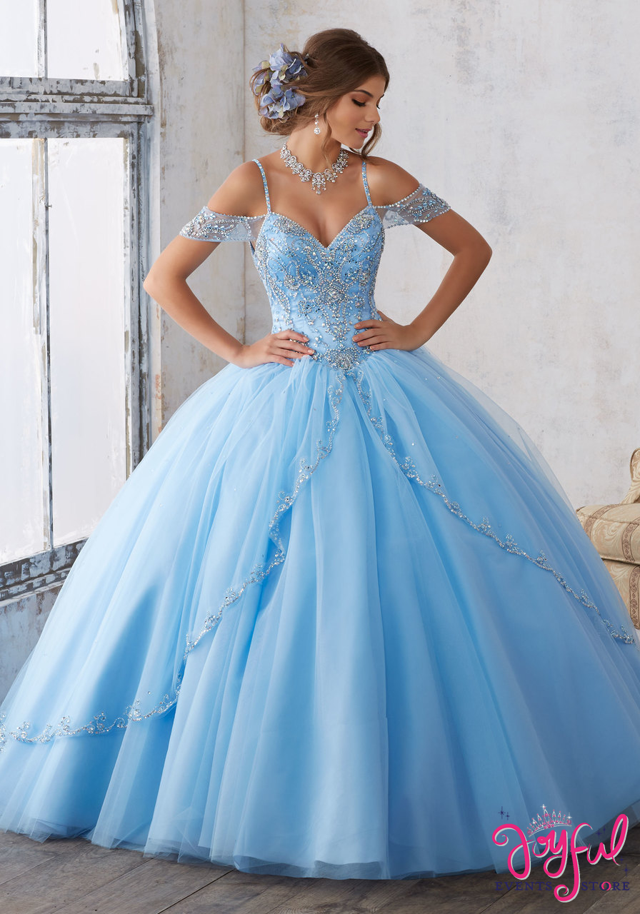 8caf28f39 Mori Lee Vizcaya Quinceanera Dress Style 89135 - Joyful Events Store