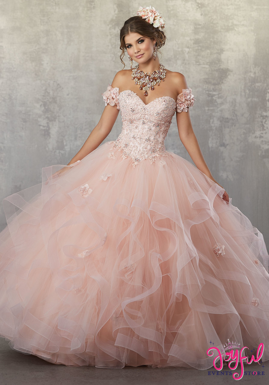 e79fb897e44 Mori Lee Vizcaya Quinceanera Dress Style 89174 - Joyful Events Store
