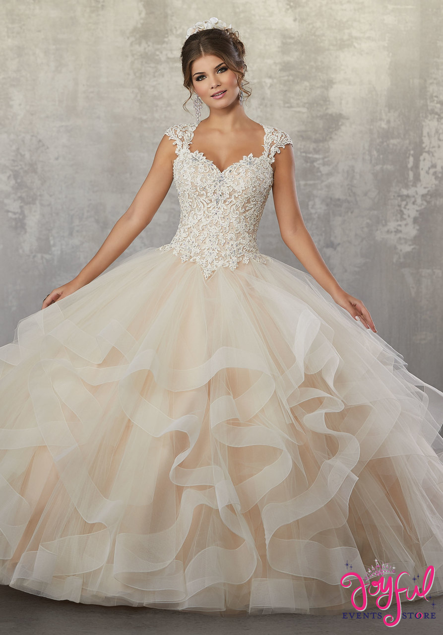 d43b2b90738 Mori Lee Vizcaya Quinceanera Dress Style 89177 - Joyful Events Store