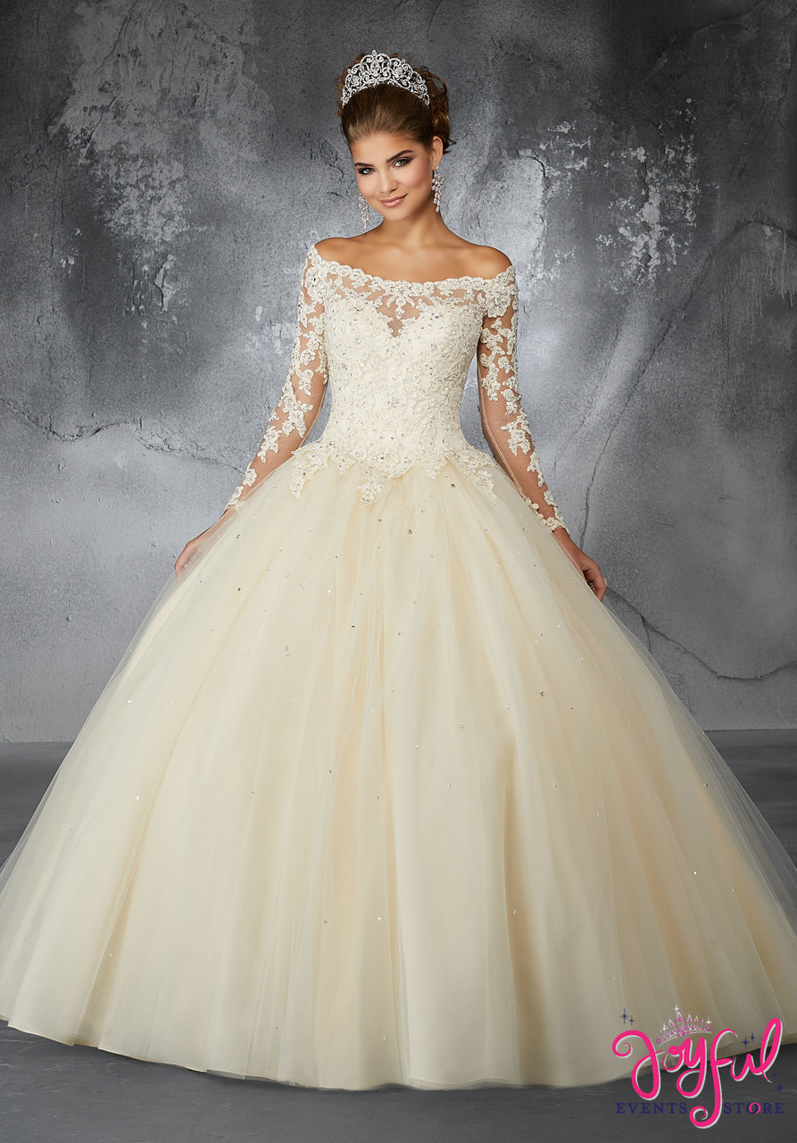 d7dc4b523ed Mori Lee Valencia Quinceanera Dress Style 60052 - Joyful Events Store