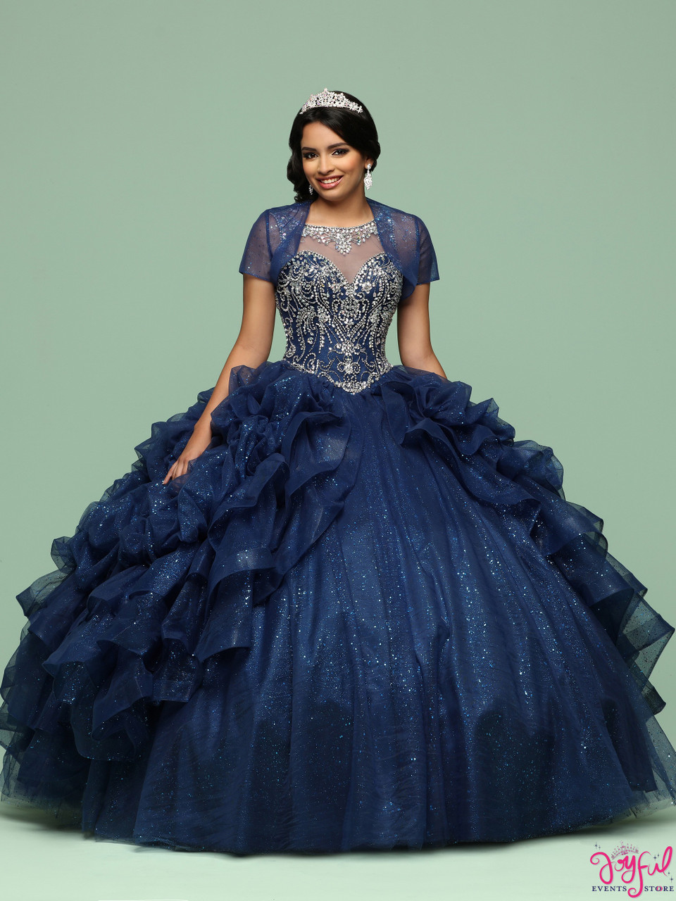 f4d542f2607 Quinceanera Dress  80404 - Joyful Events Store