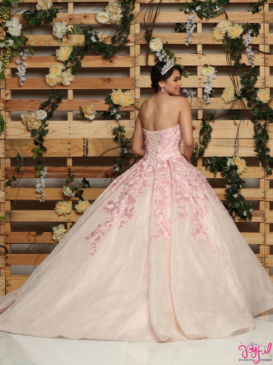 f5bd42ab573 Quinceanera Dress  80420 - Joyful Events Store