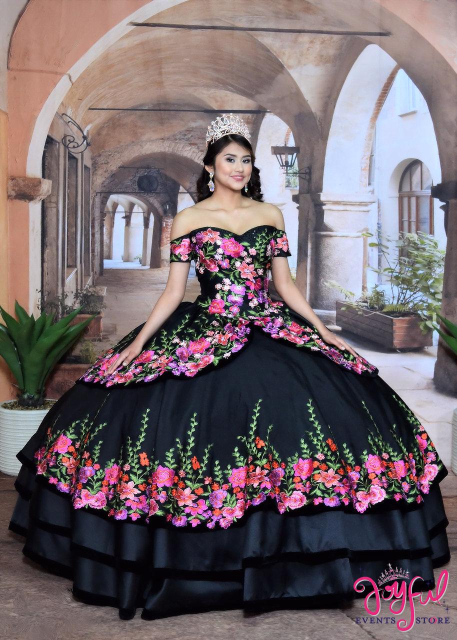 24b372e98f Quinceanera Charra Dress  80429JE - Joyful Events Store
