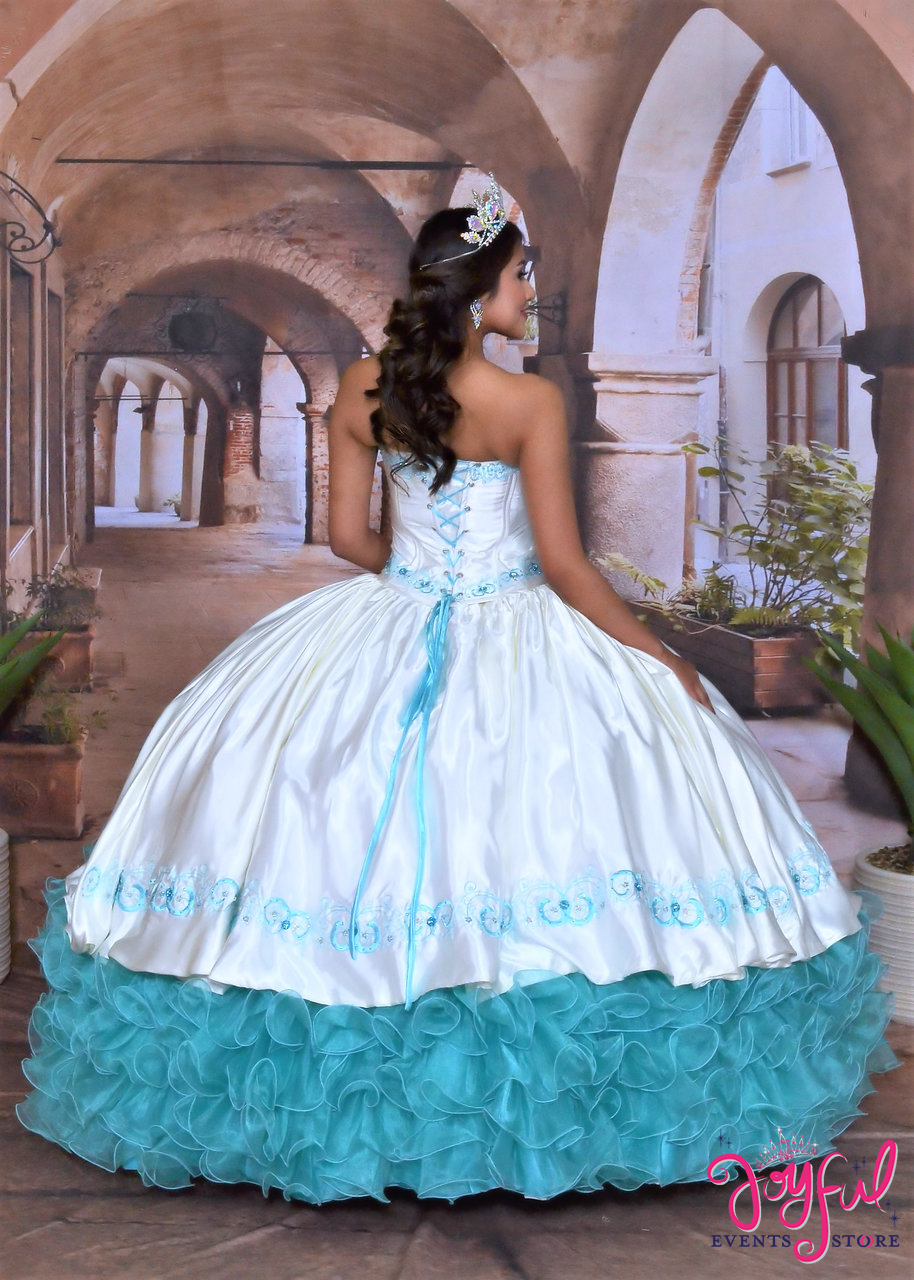 60b1904740b ... Charra Quinceanera Dress  10161AQJES