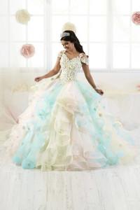 Multi Color Quinceanera Dresses