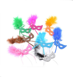 Feathers & Masks