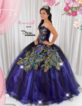 18f6ebf0e Diosa Quinceanera Dresses   Vestidos de Quinceanera - Zebra and ...