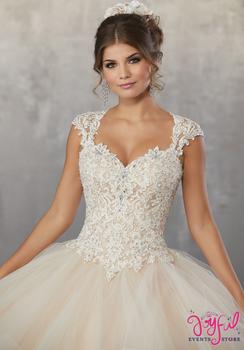 4c592542839 Mori Lee Vizcaya Quinceanera Dress Style 89168 - Joyful Events Store