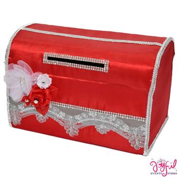 Quinceanera Accessories Money Boxes Joyful Events Store