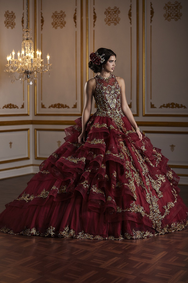 Quinceanera Dress Style #26933