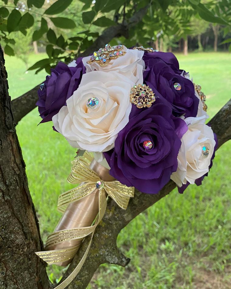 Multi Color Flower Bouquet #RAC97PP