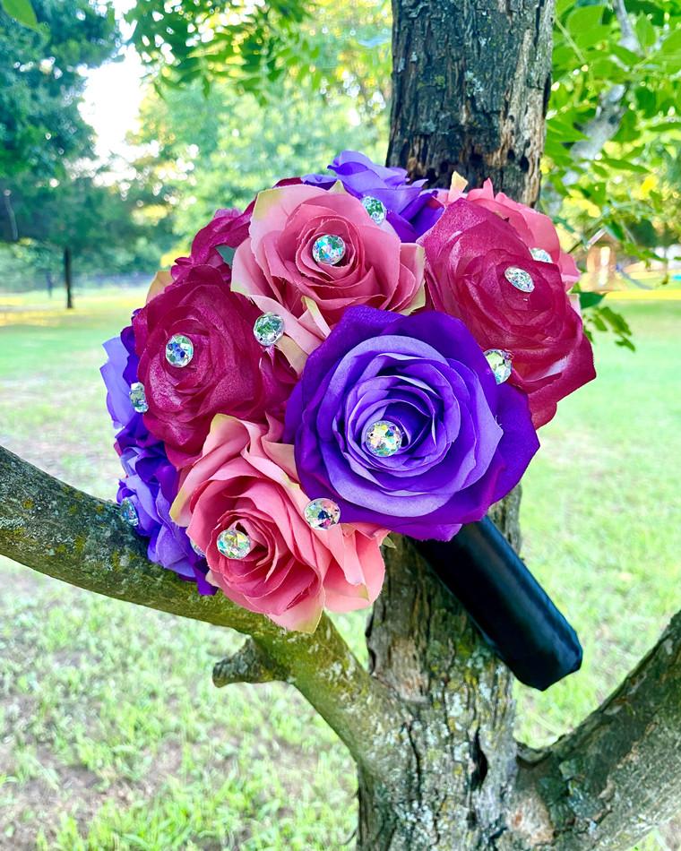 Multi Color Flower Bouquet #RAC97PF