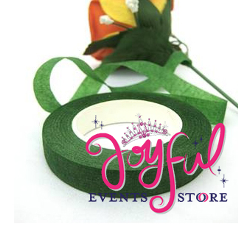 "1/2"" Floral Tape - 30 Yard Roll #FLTP"