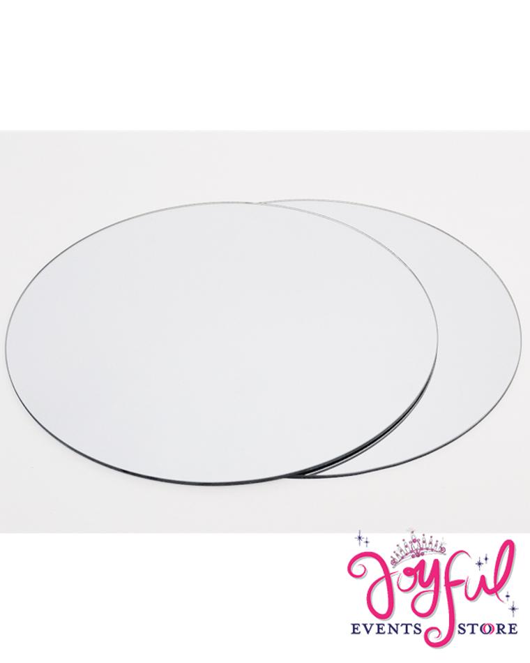 """12"""" Round Mirror - One"""