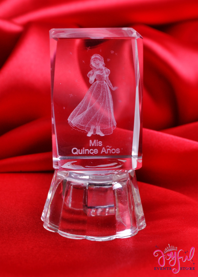 "2.5"" Lighted Favor - One #CF7"