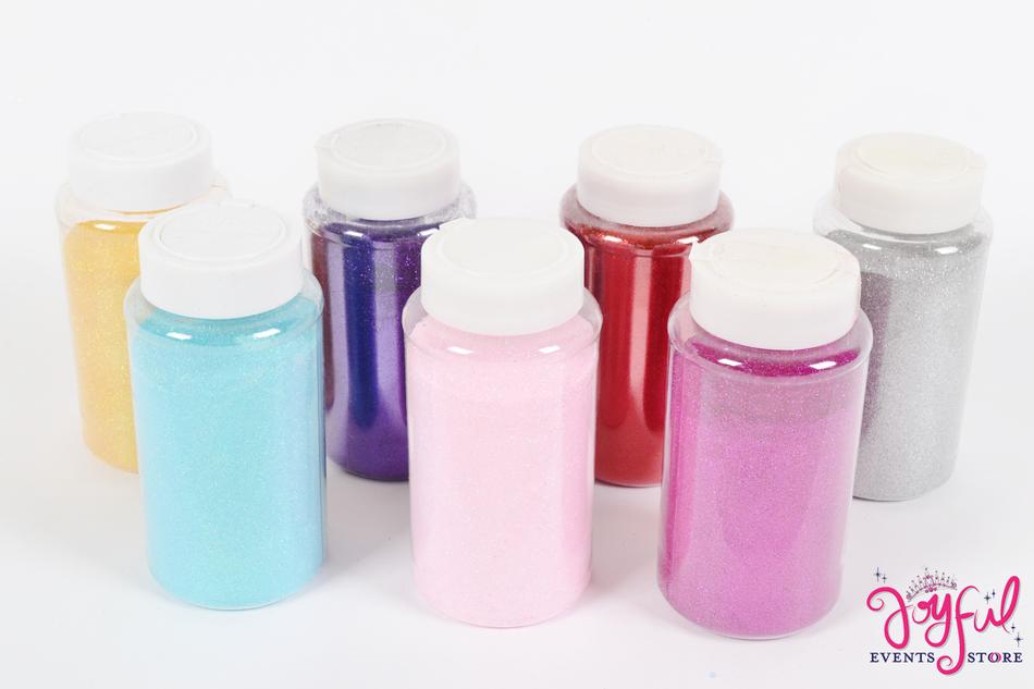 "6"" Glitter Bottle - One #GL2"