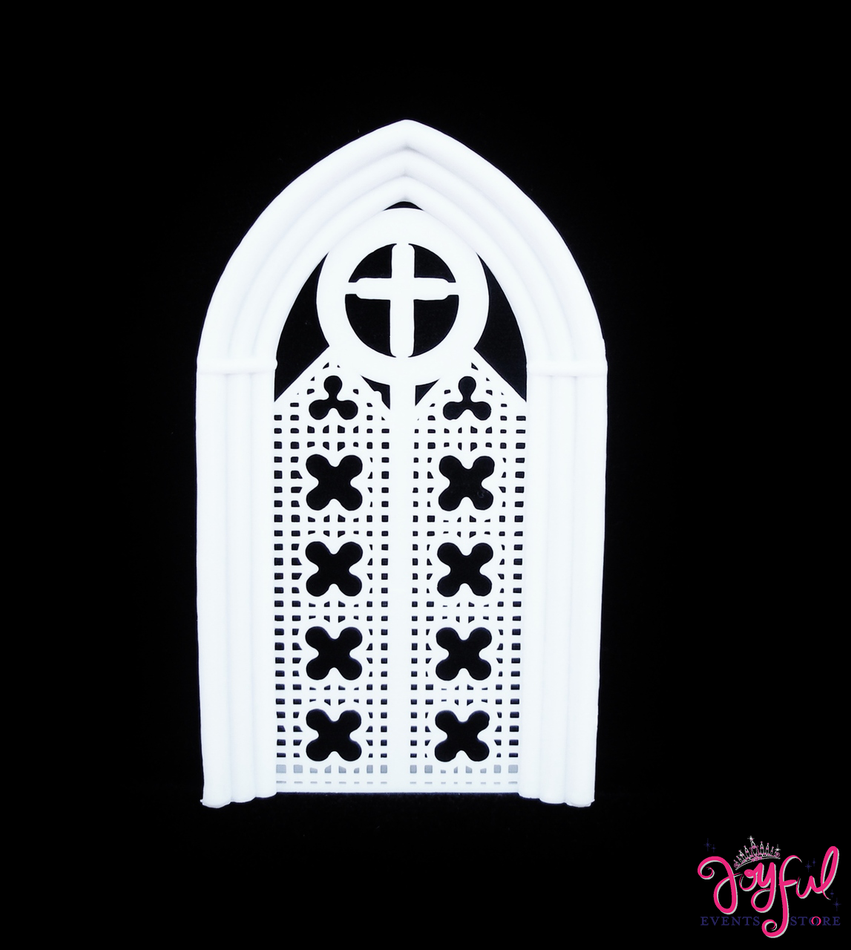 "4"" Plastic Arches - 12 Arches #AR4"
