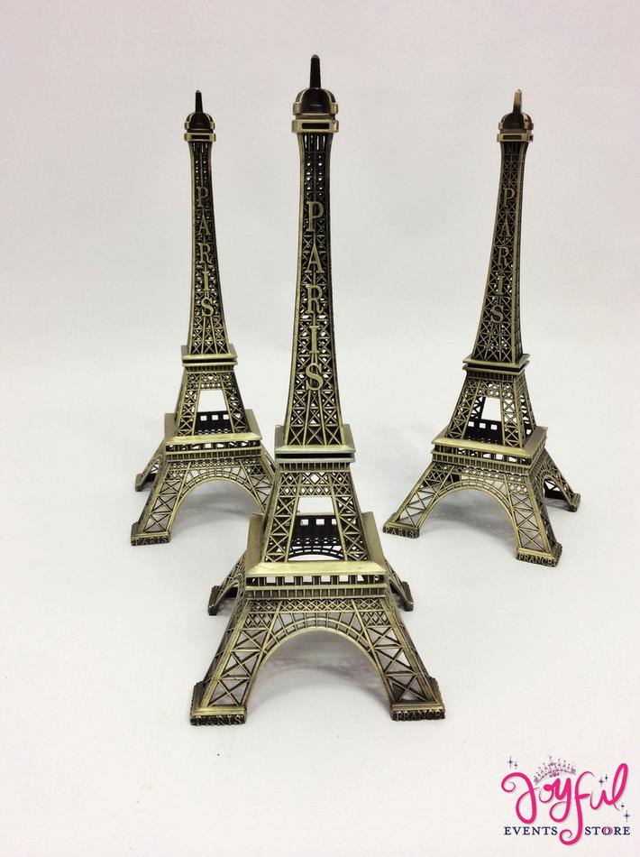 "7"" Metal Eiffel Tower - One #MTTE"