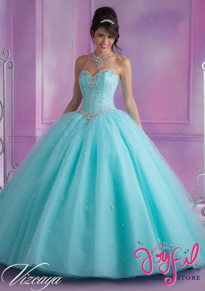Quinceanera Dress #89017PK