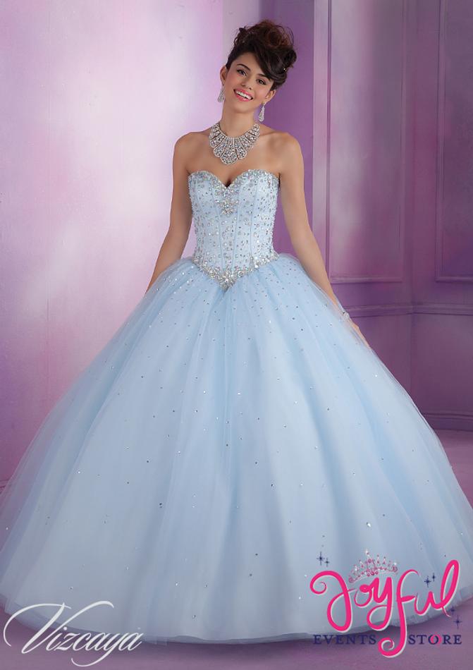 Quinceanera Dress #89017B