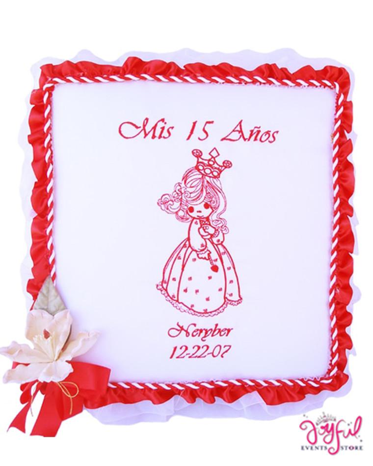 "12"" Princess Photo Album #AL8"