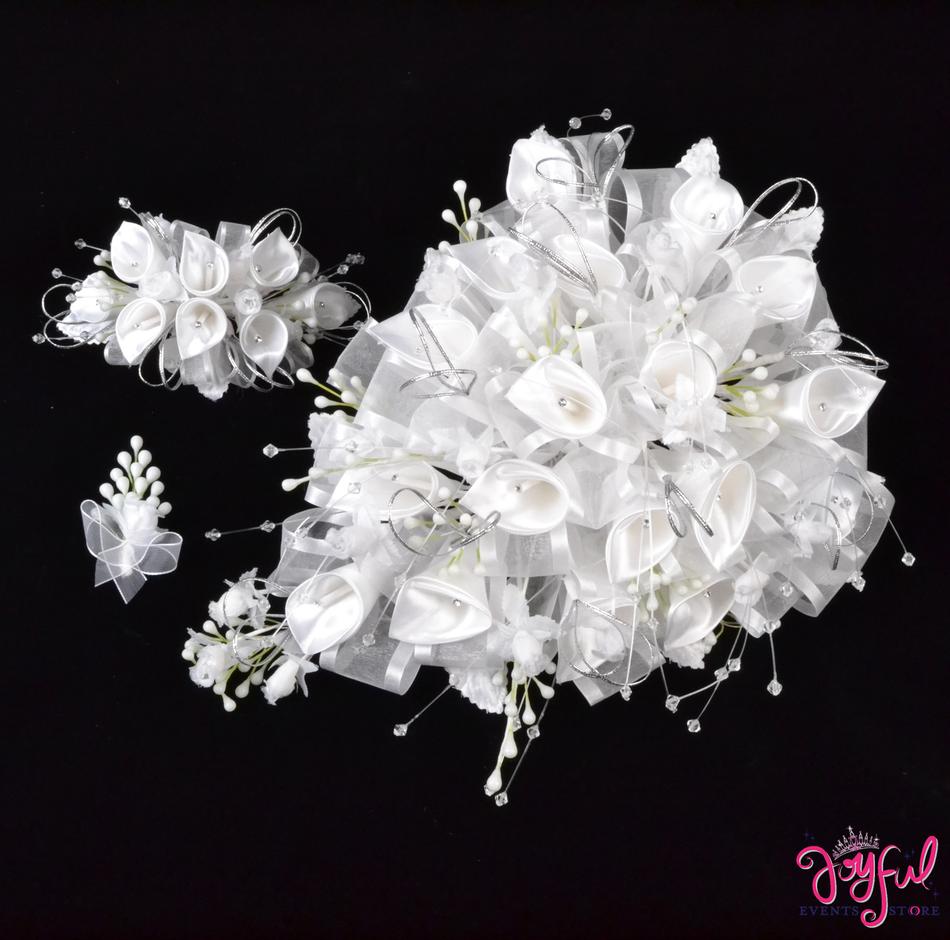 Wedding Flower Bouquet set #RAC50