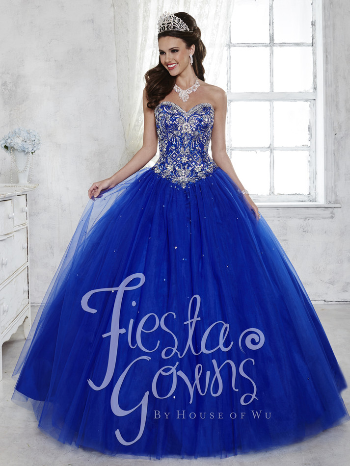 Quinceanera Dress #56281