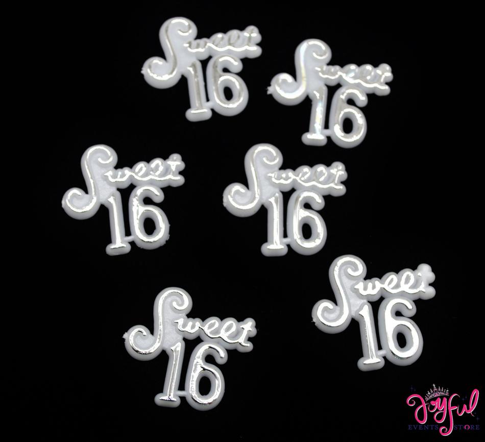 "1 1/8"" - ""Sweet 16"" - One Dozen #S712"