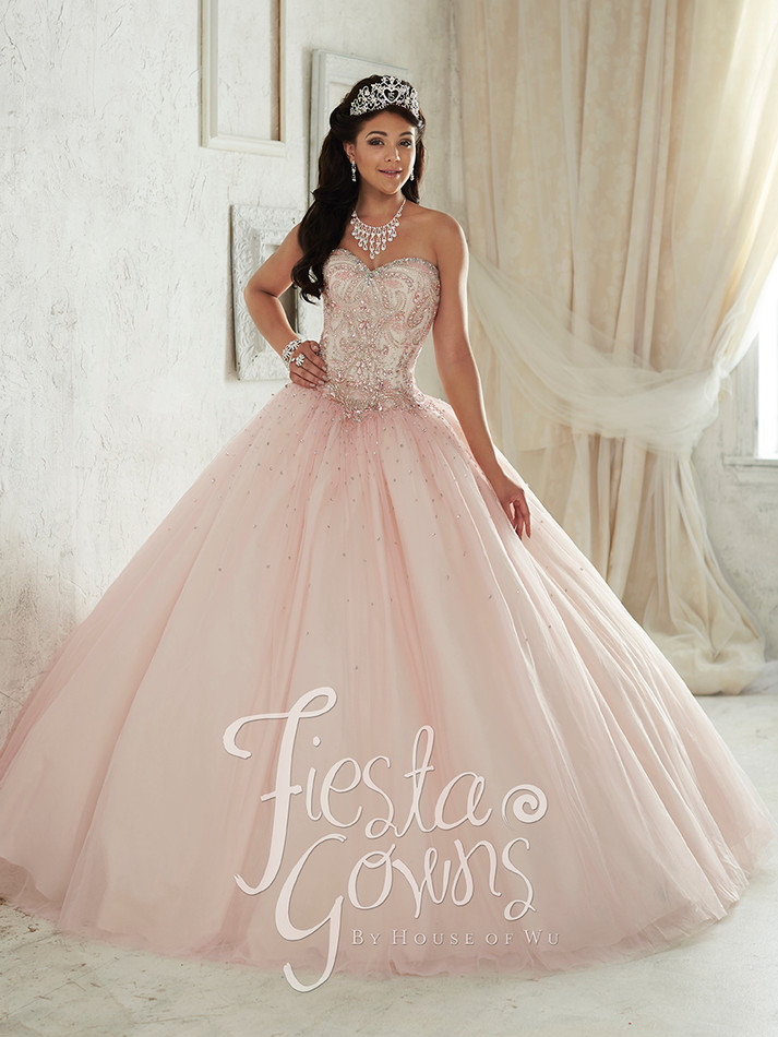 Quinceanera Dress #56287