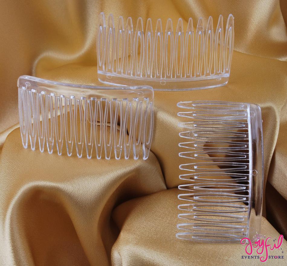 Plastic Combs - 1 Dozen #CMB1