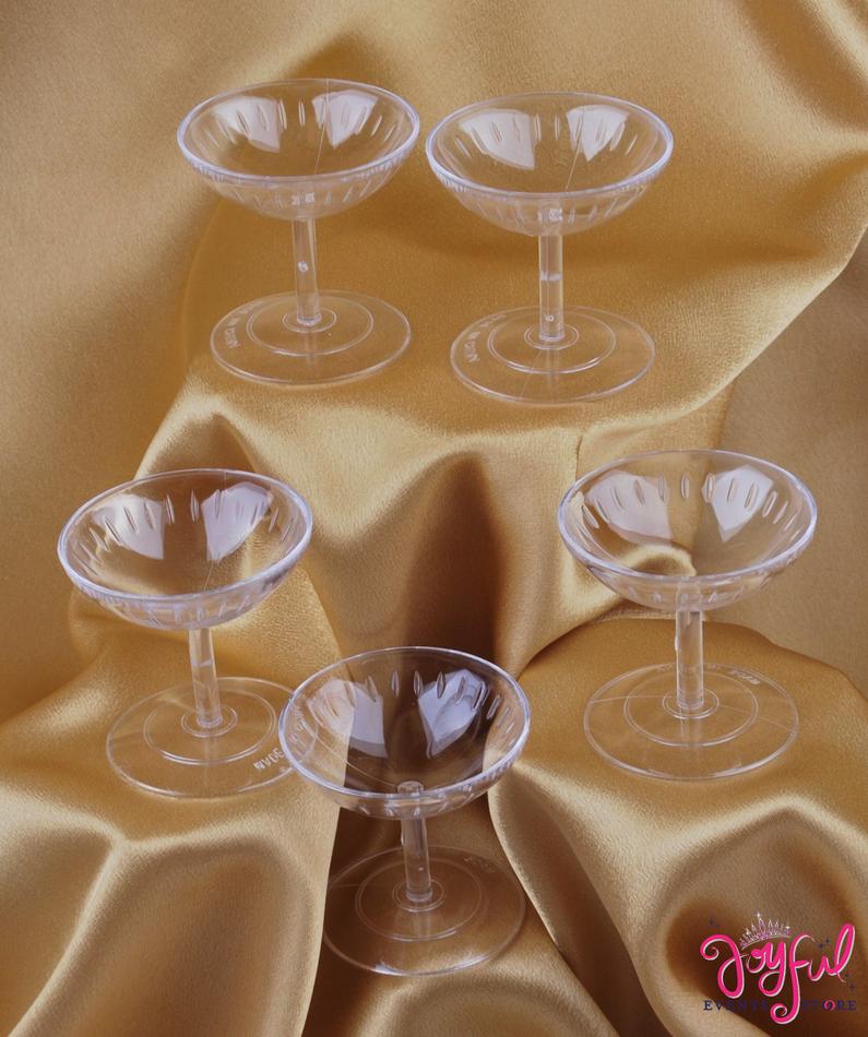 """2"""" Mini Plastic Cups - 12 Cups #PCP4"""