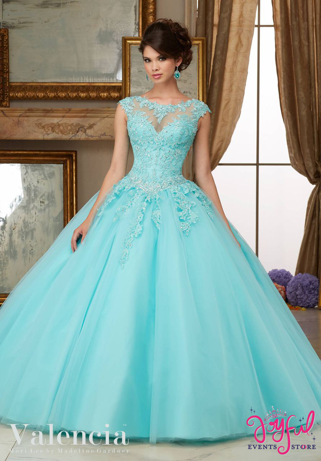 Quinceanera Dress #60006BL